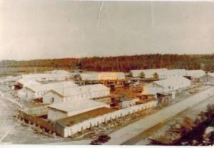 Фото 1.Детский сад, п.Опушка, 1965 г сж