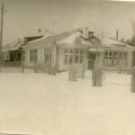 Фото 1.Детский сад, п.Опушка, 1965 г