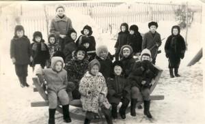 Фото 2.1964Г НАШИ ДЕТИ-ДЕТСАД НА ОПУШКЕ