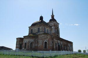церковь Харловское