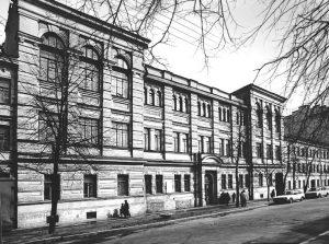 Здание бестужевских курсов