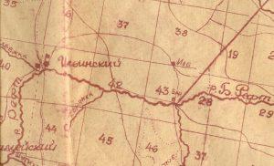 карта 30 гг
