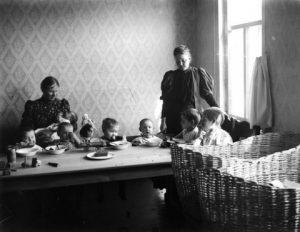 ясли 1900 г