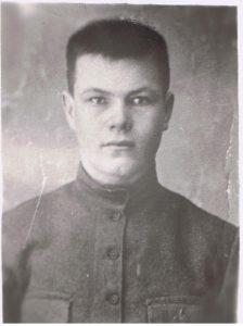 Е175 Королев Григорий Николаевич доброволец Кр.Армии в 1918г.