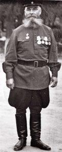 фото 3 Кирсанов Прокофий Макарович-Дедушка проня на день Победы 1970-е годы.