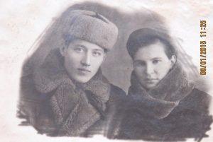 1949год, мои родители