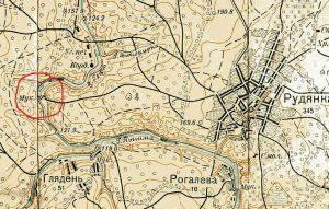 карта 30-е